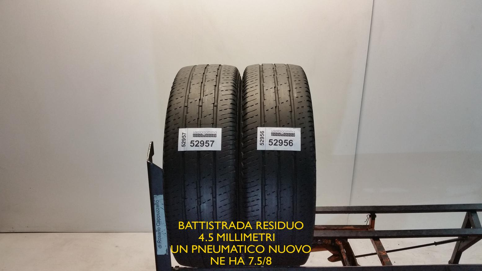 Continental 205/65 R16C 107T