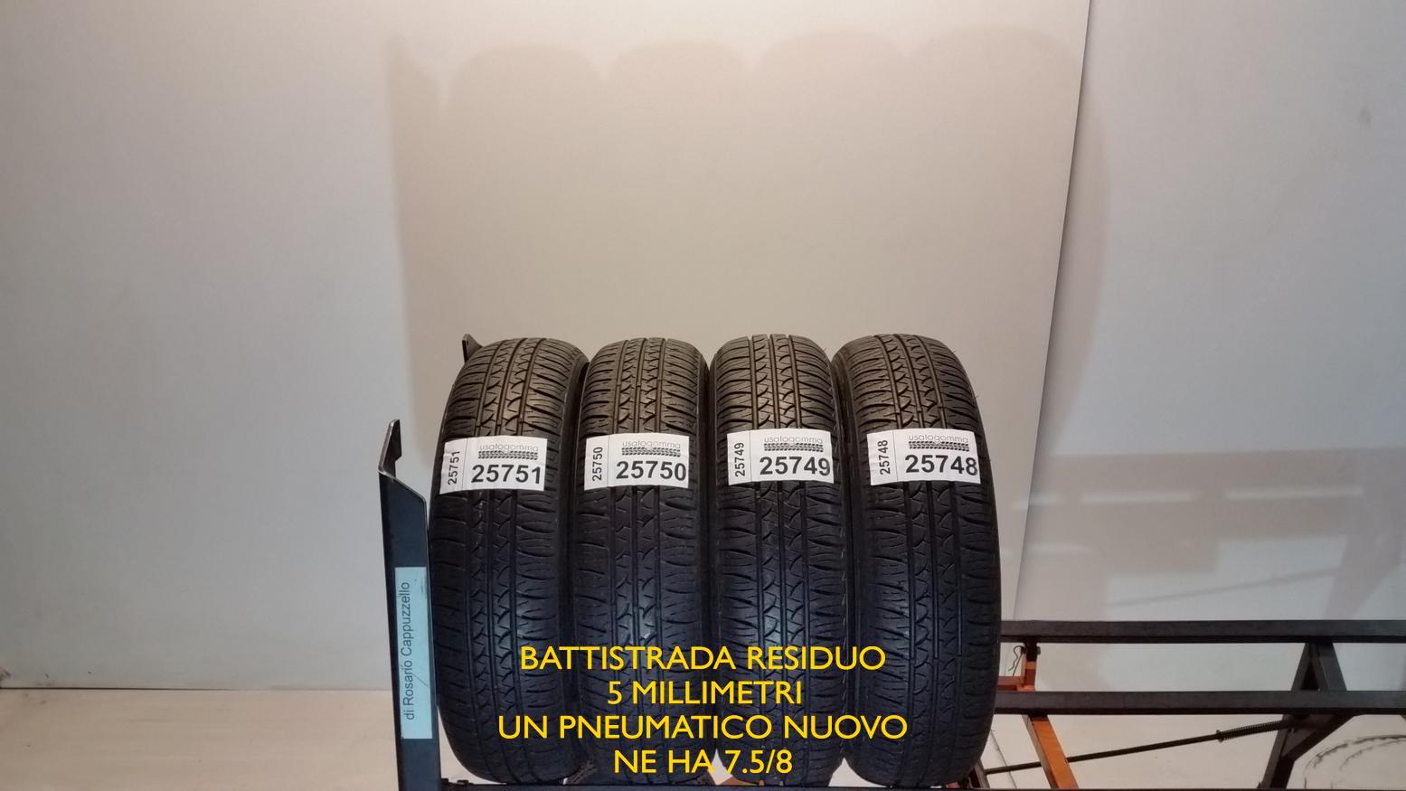 Pneumatico 145//70 R13 ROAD 71T RIKEN