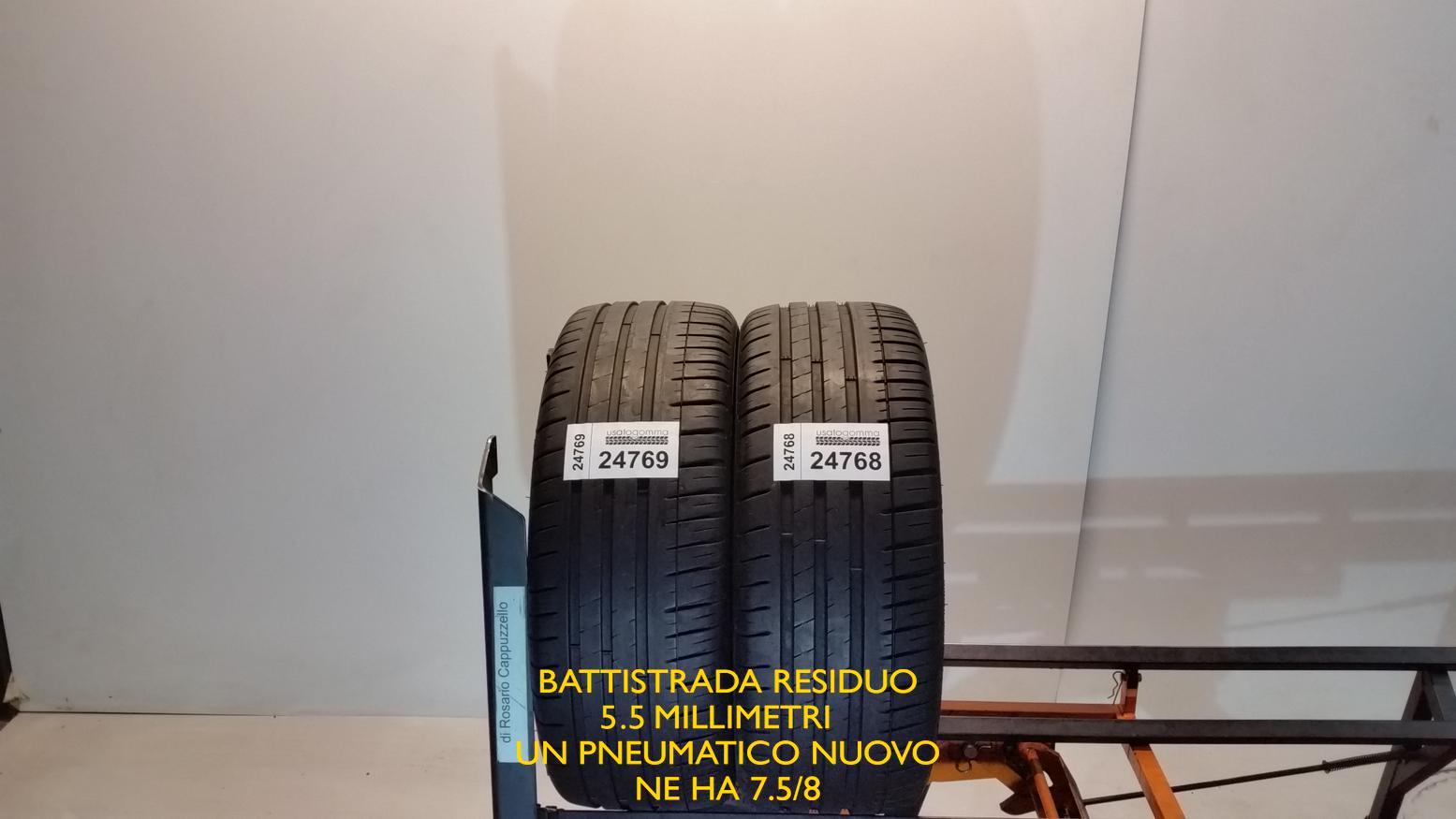 Autovetture 195//45//16 84V Pneumatici Estivi A//E//71dB MICHELIN PILOT SPORT 3 XL