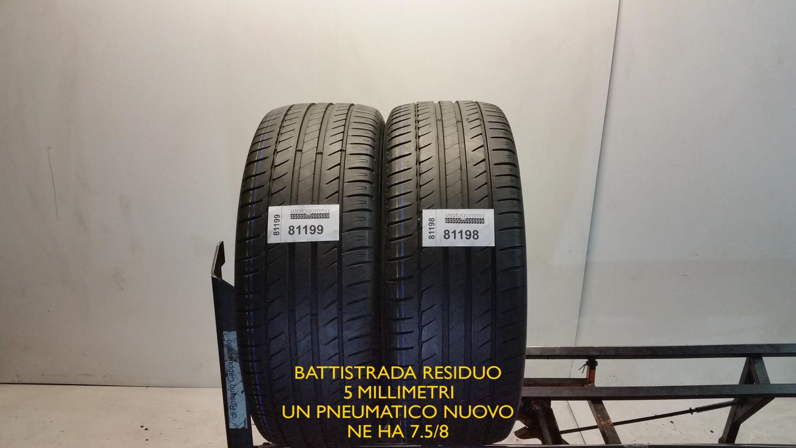 Gomme Auto Michelin 225//55 R17 101W PRIMACY 4 XL pneumatici nuovi